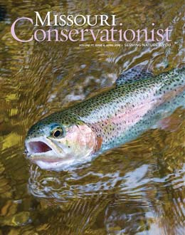 Missouri Conservationist Magazine_April 2016